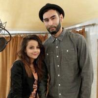 La Fouine (Popstars 2013) : Sindy sous le charme de son nouveau mentor