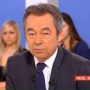 Michel Denisot : les larmes aux yeux avant son départ du Grand Journal de Canal +