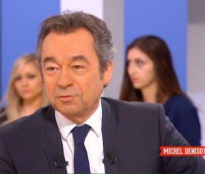 Michel Denisot quitte  avec émotion les commandes du Grand Journal de Canal+ après neuf ans