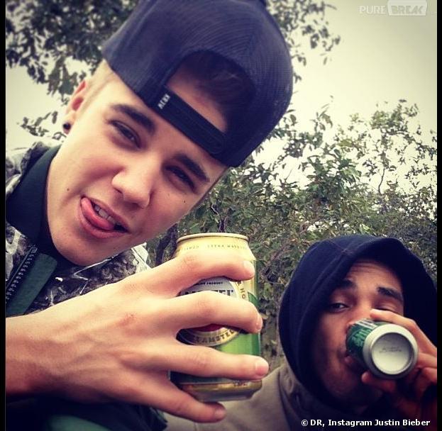 Justin Bieber : trop de drogue et d'alcool, direction la rehab