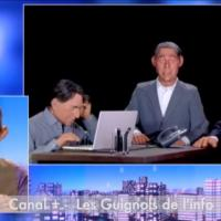 Enora draguée par Grand Corps Malade, Indochine en live au Grand Journal, Tapie aux Guignols : le Zapping télé
