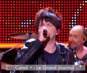 Indochine en live au Grand Journal le 24 juin 2013
