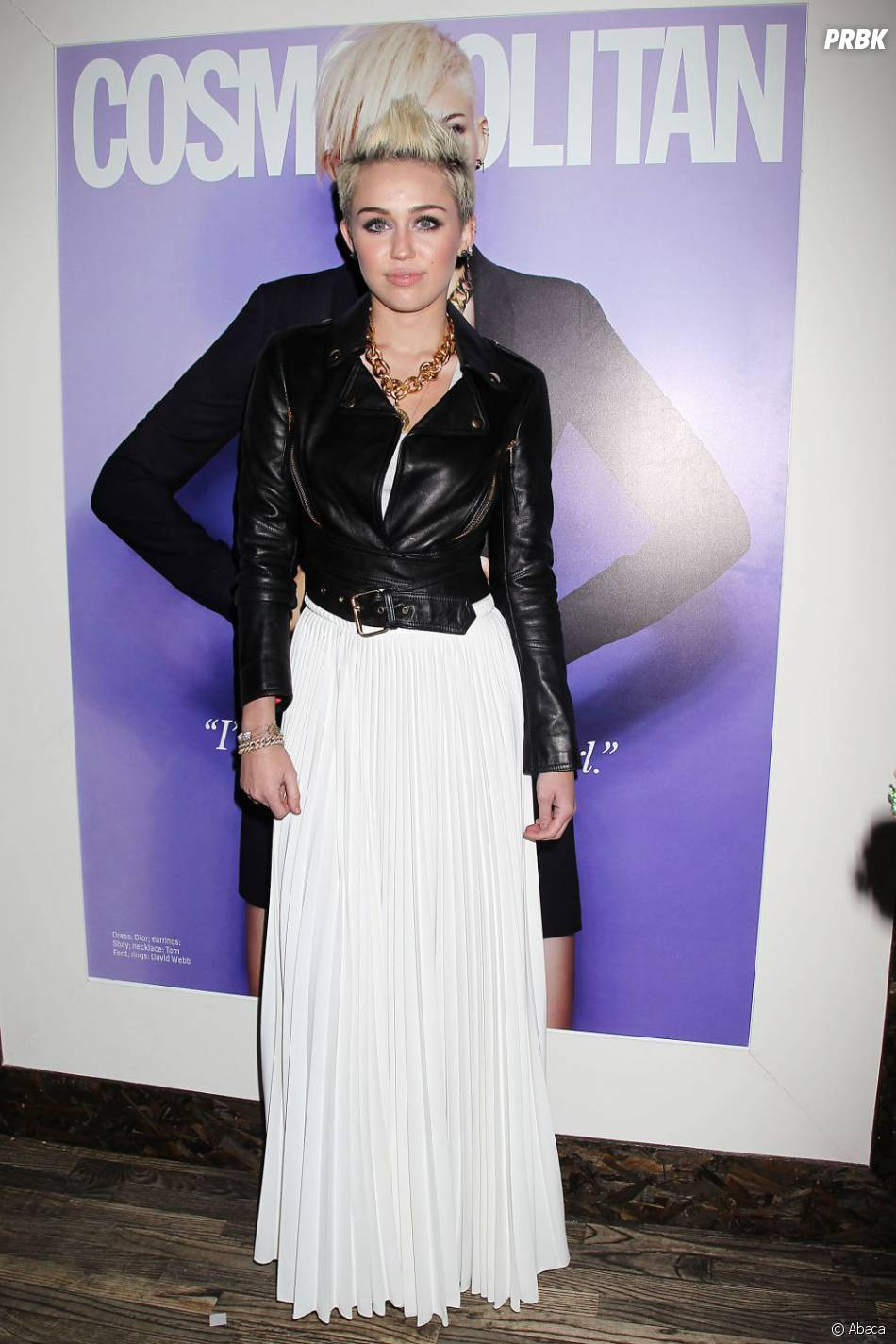 Miley Cyrus n'a pas peur de laver son linge sale en public