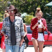 """Miley Cyrus menace son père sur Twitter : """"Dis la vérité ou je la dis pour toi"""""""