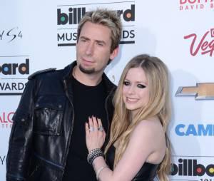 Avril Lavigne et Chad Kroeger mariés dans le sud de la France