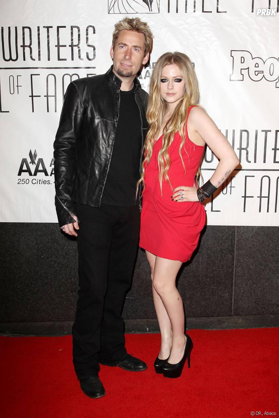 Avril Lavigne et Chad Kroeger enfin mari et femme