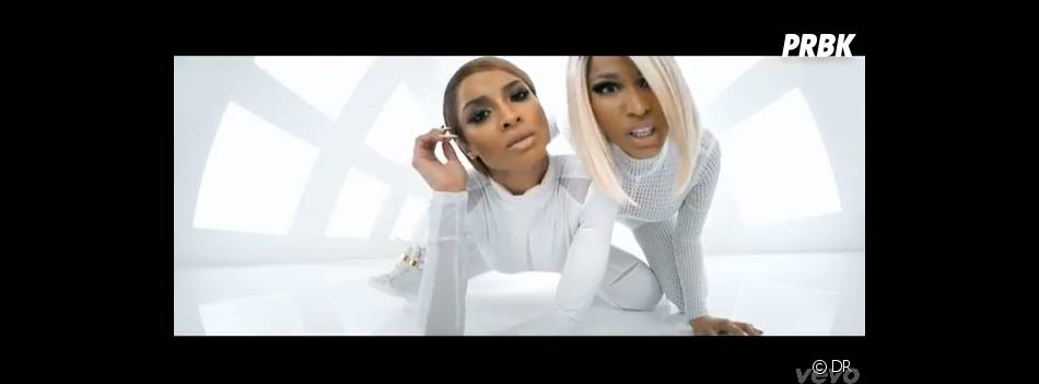Ciara et Nicki Minaj : 4 minutes de bonheur avec le clip I'm Out