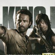 The Walking Dead saison 4 : une première affiche très badass pour le Comic-Con (SPOILER)