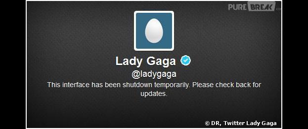 Le Twitter de Lady Gaga a bien changé !