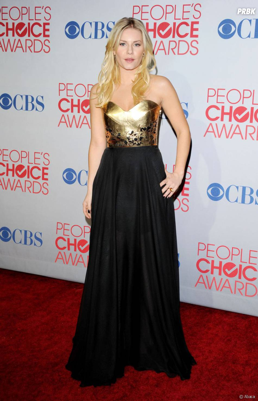 Elisha Cuthbert aux People's Choice Awards 2012