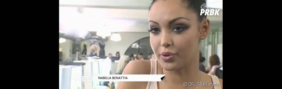 Nabilla Benattia proche de Jean-Paul Gaultier depuis le défilé du 3 juillet 2013 à la Fashion Week.