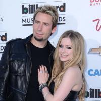 Avril Lavigne : mariage gothique et glauque tout en noir