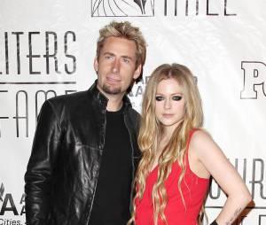Avril Lavigne et Chad Kroeger enfin mari et femme.