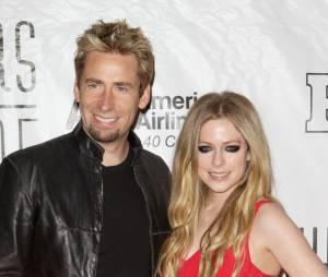Avril Lavigne et Chad Kroeger sont mariés.
