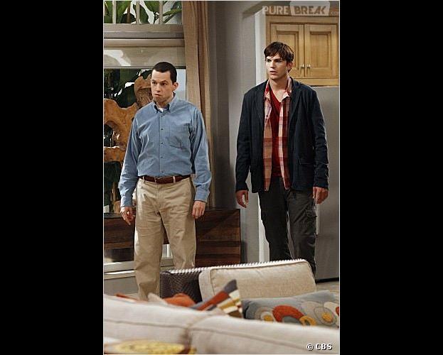 Alan et Walden vont héberger la fille de Charlie dans Mon Oncle Charlie