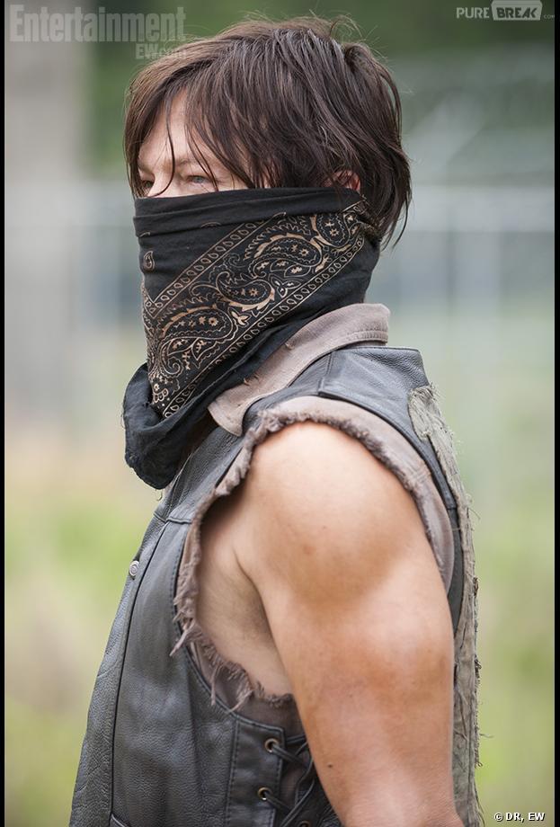 The Walking Dead saison 4 : Daryl toujours plus badass
