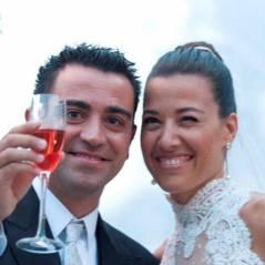 Xavi Hernandez : la star du FC Barcelone se marie devant Lionel Messi