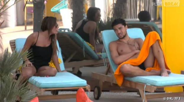 Secret Story 7 : Anaïs et Julien, couple fake de la Maison des secrets ?