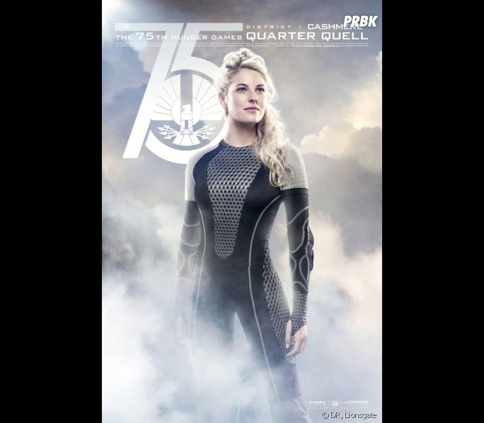 Hunger Games 2 : Cashmeresur unposter spécial Jeux d'Expiation