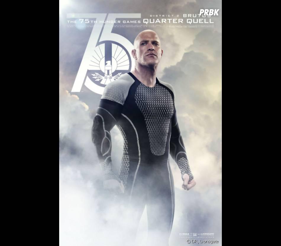 Hunger Games 2 : Brutussur unposter spécial Jeux d'Expiation