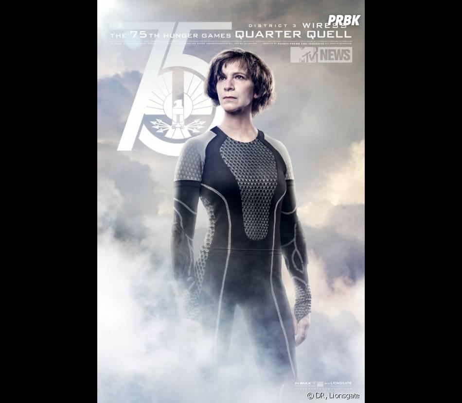 Hunger Games 2 : Wiresssur unposter spécial Jeux d'Expiation