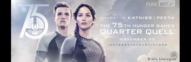 Hunger Games 2 : nouveaux posters