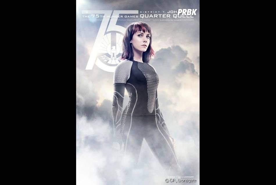 Hunger Games 2 : Johannasur unposter spécial Jeux d'Expiation