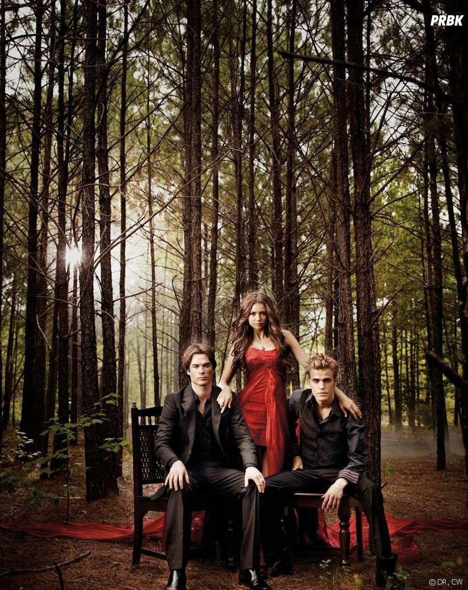 Comic Con 2013 : Vampire Diaries represénté le samedi 20 juillet 2013