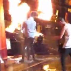 Harry Styles : le One Direction sauvé du feu par Zayn Malik (vidéo)