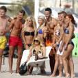 Les Ch'tis à Hollywood avec Paris Hiltonle vendredi 19 juillet 2013