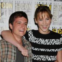 Jennifer Lawrence, Josh Hutcherson : Hunger Games 2 au Comic Con 2013