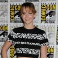 Jennifer Lawrence au top au Comic Con le 20 juillet 2013