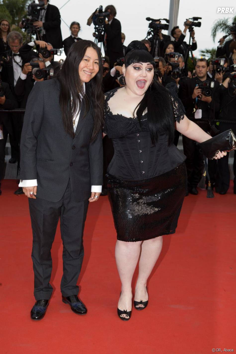 Beth Ditto : la chanteuse de Gossip s'est mariée avec sa petite amie.