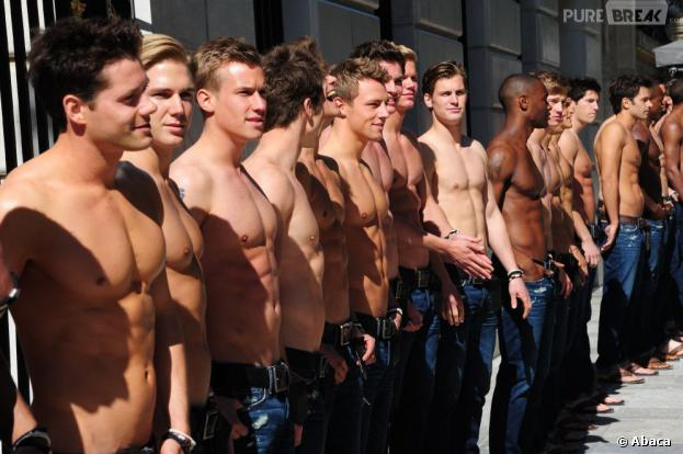 abercrombie and fitch models nude № 79816
