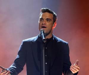 Robbie Williams est un showman incontesté.