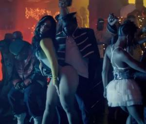 Busta Rhymes feat Nicki Minaj, Twerk it, le clip sexy
