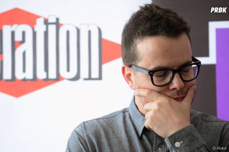 Nicolas Demorand interviendra régulièrement dans le Grand Journal de Canal+