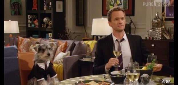 Neil Patrick Harris dans un épisode d'How I Met Your Mother