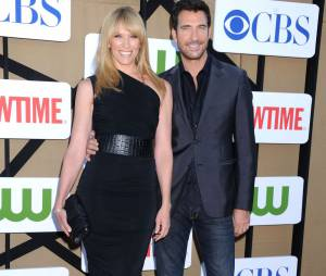 Toni Collette et Dylan McDermott aux TCA's de Los Angeles le 29 juillet 2013