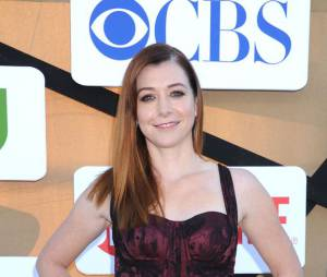 Alyson Hannigan aux TCA's de Los Angeles le 30 juillet 2013