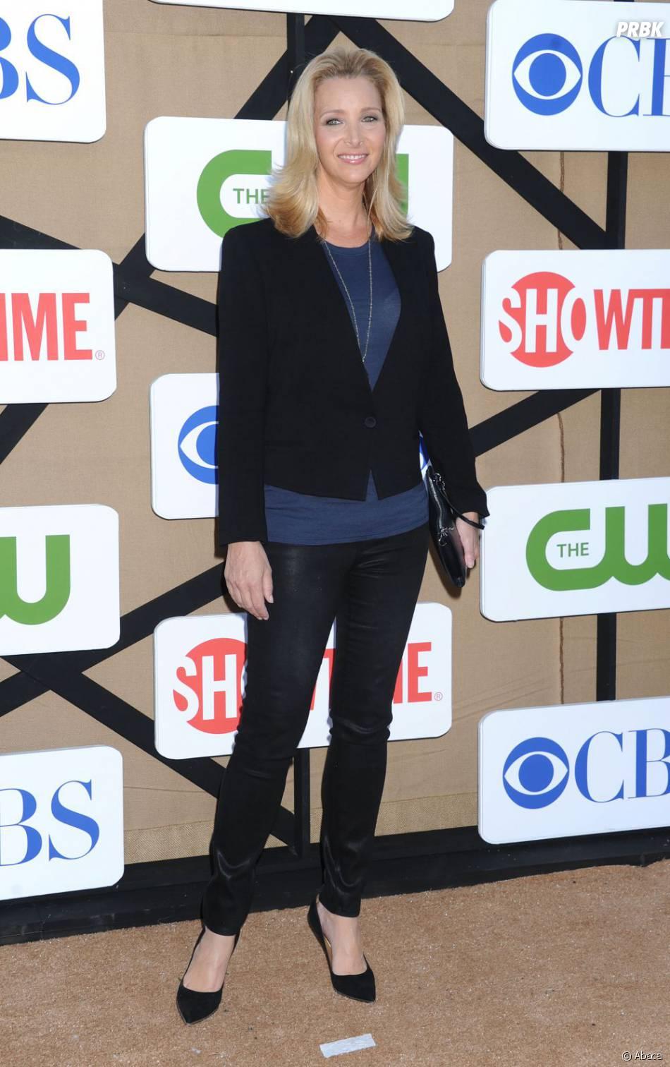 Lisa Kudrow aux TCA's de Los Angeles le 29 juillet 2013