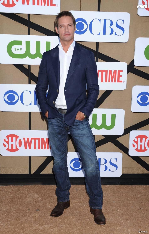 Josh Holloway aux TCA's de Los Angeles le 29 juillet 2013