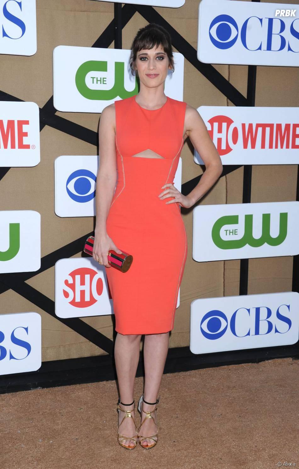 Lizzy Caplan aux TCA's de Los Angeles le 29 juillet 2013