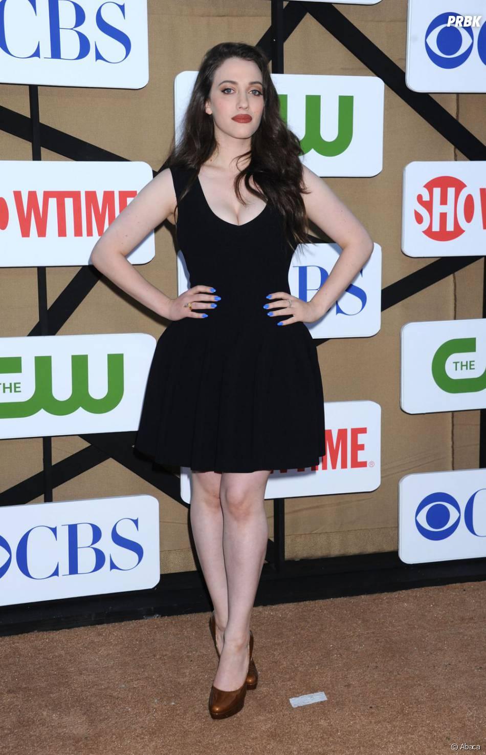 Kate Dennings aux TCA's de Los Angeles le 29 juillet 2013