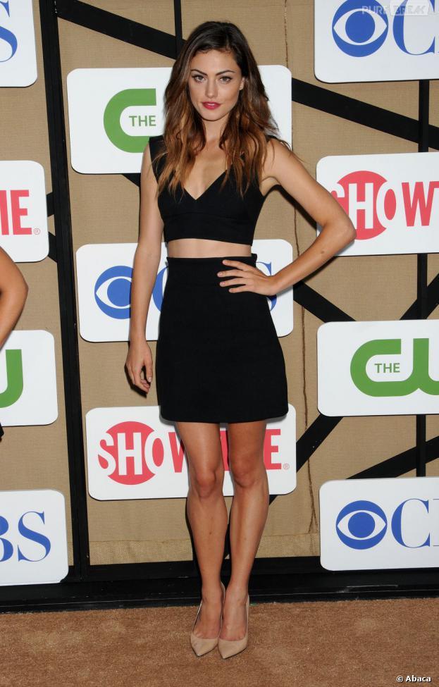 Phoebe Tonkin aux TCA's de Los Angeles le 30 juillet 2013
