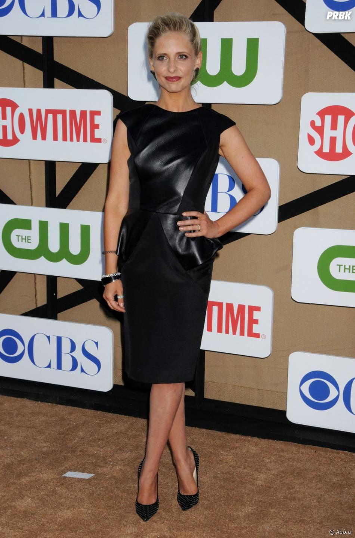 Sarah Michelle Gellar aux TCA's de Los Angeles le 29 juillet 2013