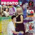 Lionel Messi en Une du magazine argentin Pronto