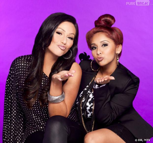 Snooki et Jwoww : la saison 2 sur MTV en juillet et août 2013
