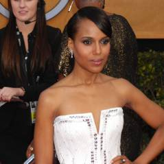 Kerry Washington : l'actrice de Scandal plus stylée que Kate Middleton pour Vanity Fair