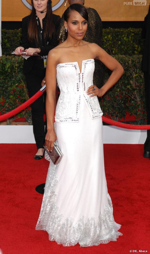 Kerry Washington : femme la mieux habillée au monde